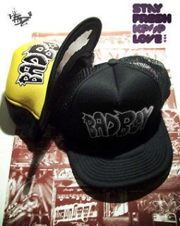 Bad Boy Good Girl Hat Cap  kpop hiphop snapback trucker BIGBANG swag