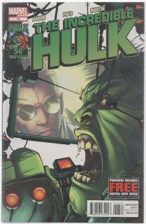the incredible hulk 13 2012 near mint marvel comics time