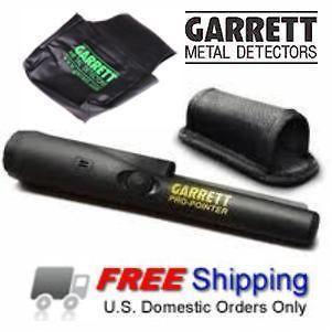 Garrett Professional Pro  Pointer Pinpointer with Garrett Treasure
