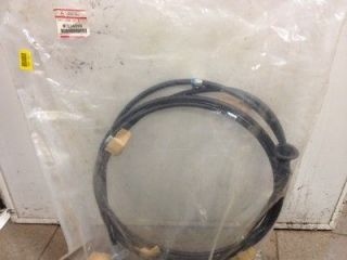 mitsubishi fuso parking brake cable oem mc634099 time left $ 50 00 0