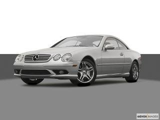 Mercedes Benz CL65 AMG 2005 Base