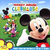 Disney Junior Mickey Mouse Clubhouse by Disney CD, Oct 2006, Walt