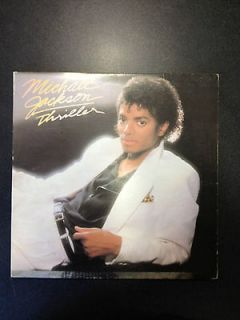 newly listed michael jackson thriller vintage vinyl album from canada