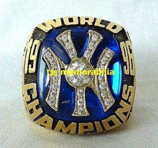 1996 NEW YORK YANKEES WORLD SERIES CHAMPIONSHIP RING   DEREK JETER