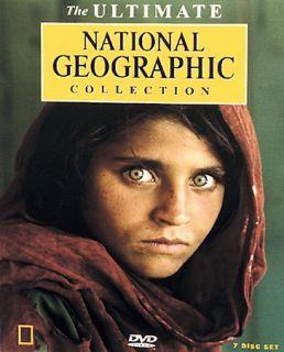 National geographic dvd set amazon