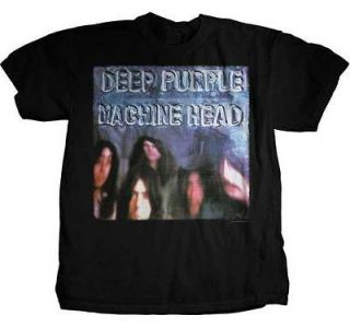 DEEP PURPLE MACHINE HEAD T SHIRT MEDIUM LARGE EXTRA LARGE RITCHIE