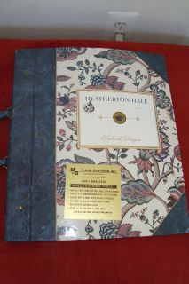 Wallpaper Sample Books/Pages for Scrapbook Art Crafts NFL/NBA/NHL/NCAA