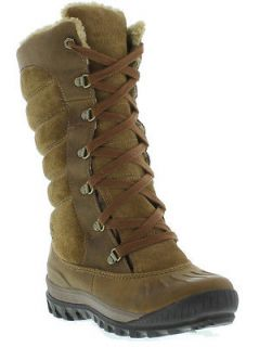 Timberland 26647 Mount Holly Tall Waterproof Brown Womens Boot Sizes