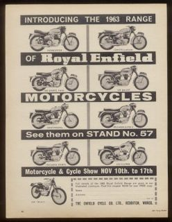 royal enfield motorcycles in Royal Enfield