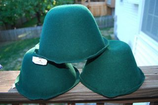 new green robin hood peter pan elf felt costume hat