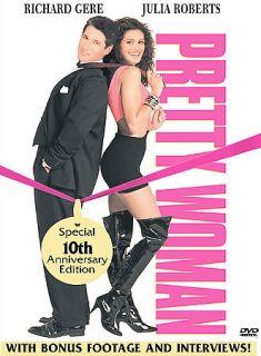 Pretty Woman 10th Anniversary Edition Green Card DVD, 2003, 2 Disc Set
