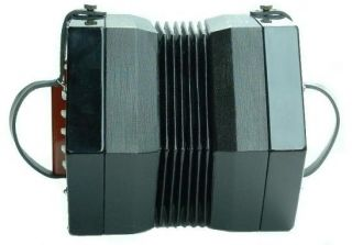 Rochelle Anglo Concertina, High Quality Hand Made Concertina