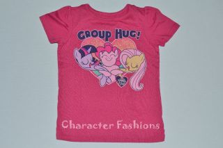 MY LITTLE PONY Girls 12 18 24 Months 2T 3T 4T Shirt Tee Top Short