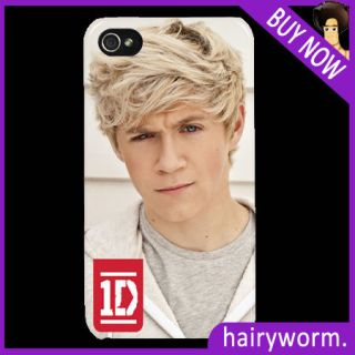 Niall Horan One direction 1D protective hard back case for apple
