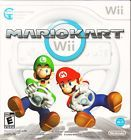 NEW Sealed Nintendo Wii Mario Kart w/ 1 Official Wheel