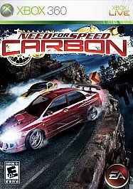 Newly listed Need for Speed Carbon (Xbox 360) (GAME DISC ONLY, No Case