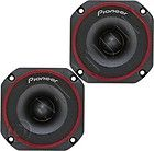 PIONEER TS S20 HIGH POWER DOME TWEETERS 200W PAIR NEW