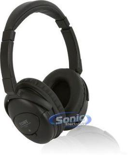 (CV 195) Noise Canceling On Ear Stereo Headphones w/ Swivel Ear Cups