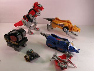 mighty morphin power rangers zords in TV, Movie & Video Games