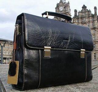 mens leather laptop bag in Backpacks, Bags & Briefcases