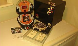 Nicky Hayden 2007 Moto GP Champion Tissot T Race Limited Edition Watch