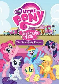 My Little Pony Friendship Is Magic   The Friendship Express DVD, 2012