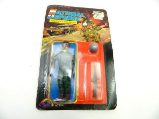 National Defense  American Soldiers Action Figure Marine Brand New