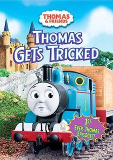 Thomas the Tank Engine Friends   Thomas Gets Tricked DVD, 2007