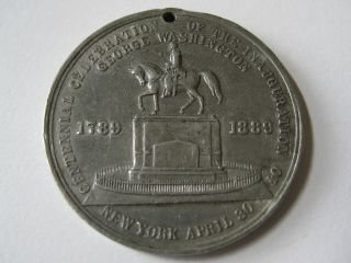 1795 GEORGE WASHINGTON NORTH WALES HALFPENNY SCARCE