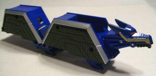 Rangers Samurai   Megazord Blue Dragon Zord Deluxe DX   Super   Leg