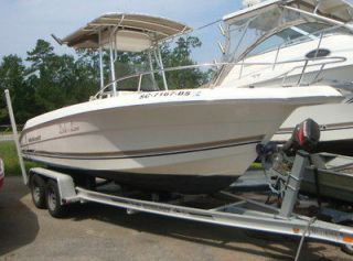 center console boat in Offshore Saltwater Fishing