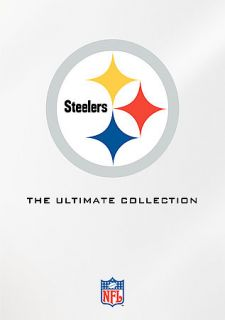 NFL Pittsburgh Steelers Giftset DVD, 2006, 5 Disc Set