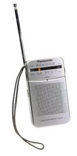 Newly listed Panasonic Pocket AM/FM Radio Compact Lightweight AM FM