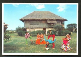 pandanggo sa sambalilo dance costume luzon philippines from