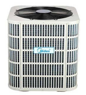 BTU Air Conditioner & Heat Pump 13 SEER   R22 DRY Condensing Unit