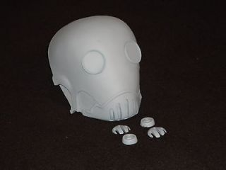 KROENEN HELLBOY NINJA HELLOWEEN FACE GAS MASK GRAY PRIMER Kit