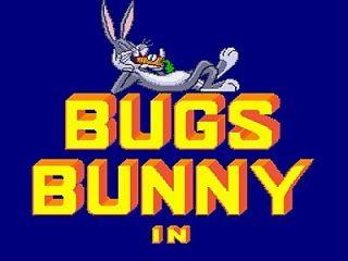 Bugs Bunny Rabbit Rampage Super Nintendo, 1993