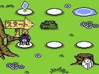 Winnie The Pooh Adventures in the 100 Acre Woods Nintendo Game Boy