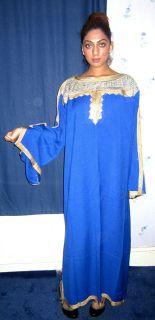 Christmas/Diwali parties, Moroccan Kaftan Dress, Abaya Jilbab Egyptian