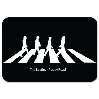 the beatles abbey road car bumper sticker decal 6 x