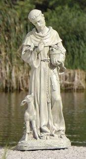 st francis garden statue in Yard, Garden & Outdoor Living