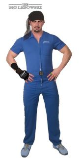 costumes the big lebowski jesus blue deluxe costume more options