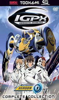 IGPX   Complete Collection DVD, 2006, 3 Disc Set, English Only