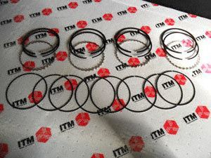 ITM Engine Components 021 6510 030 Engine Piston Ring Set
