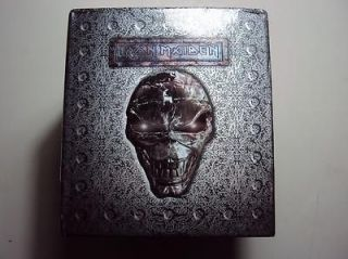 iron maiden 12 albums 15 enhanced new cd boxed set sealed from hong