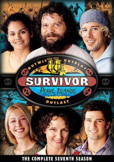 Survivor   Pearl Islands The Complete Seventh Season DVD, 2006