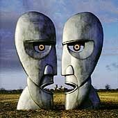 cd pink floyd the division bell from canada time left