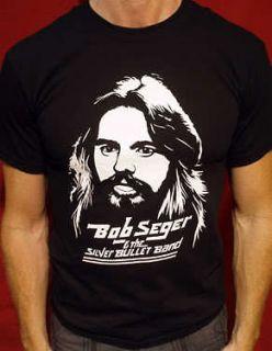 Bob Seger t shirt vtg tour bruce springsteen the beatles dylan elvis