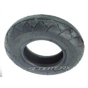 Tire 200x50 for Gas Scooter Go Kart Pocket Bike Wheel Chair Razor X