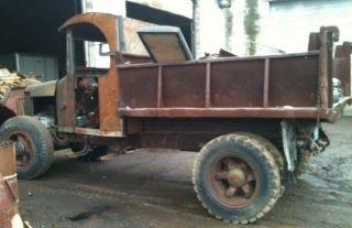 1920s IH Retro Clone, Project truck, rat rod, Barn find.